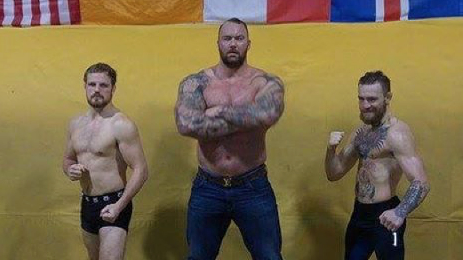 Morning Report: Gunnar Nelson explains why and when he ...