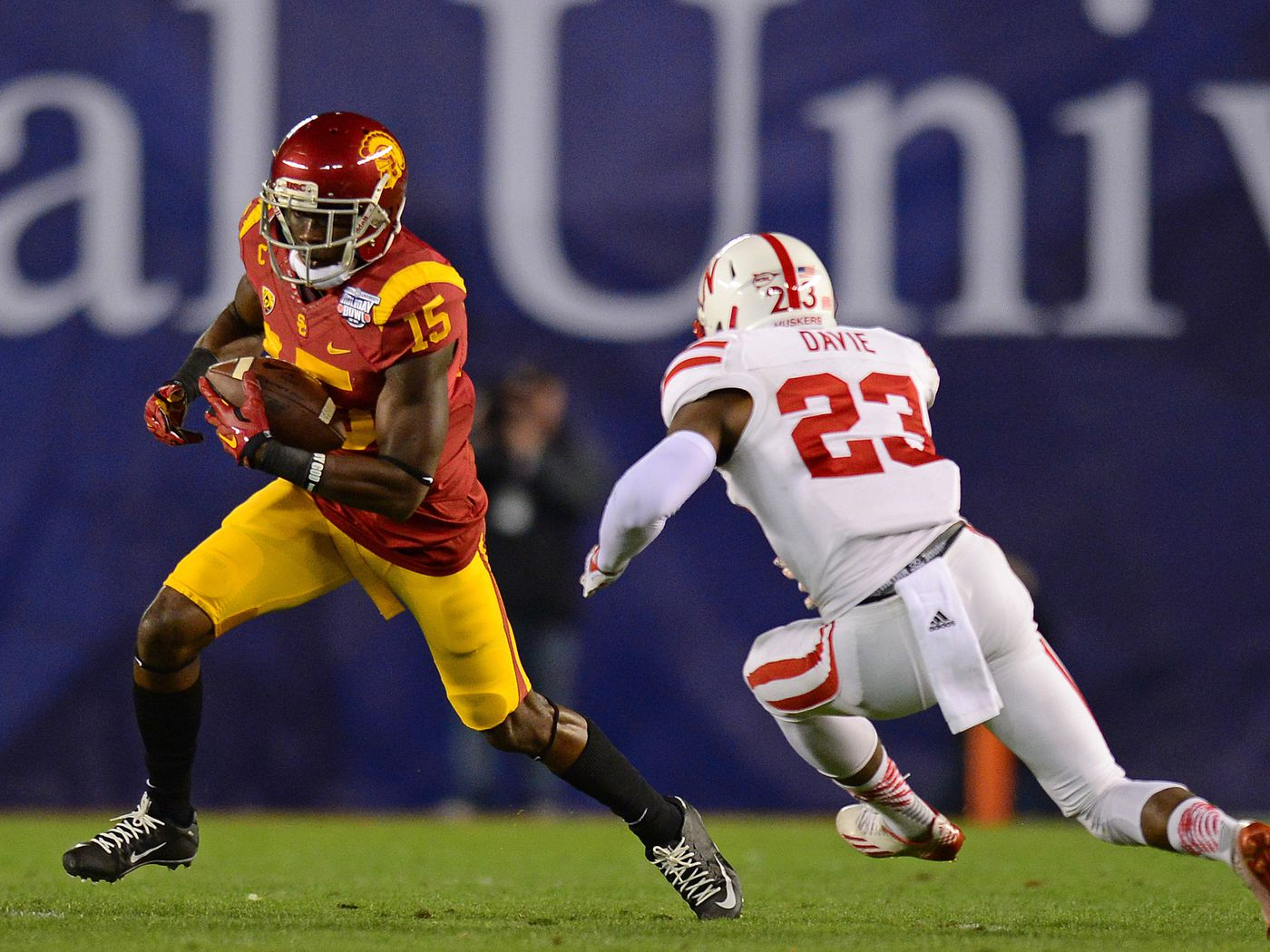 more photos e8385 0c073 2015 NFL Draft Profile: Nelson Agholor, USC wide receiver ...