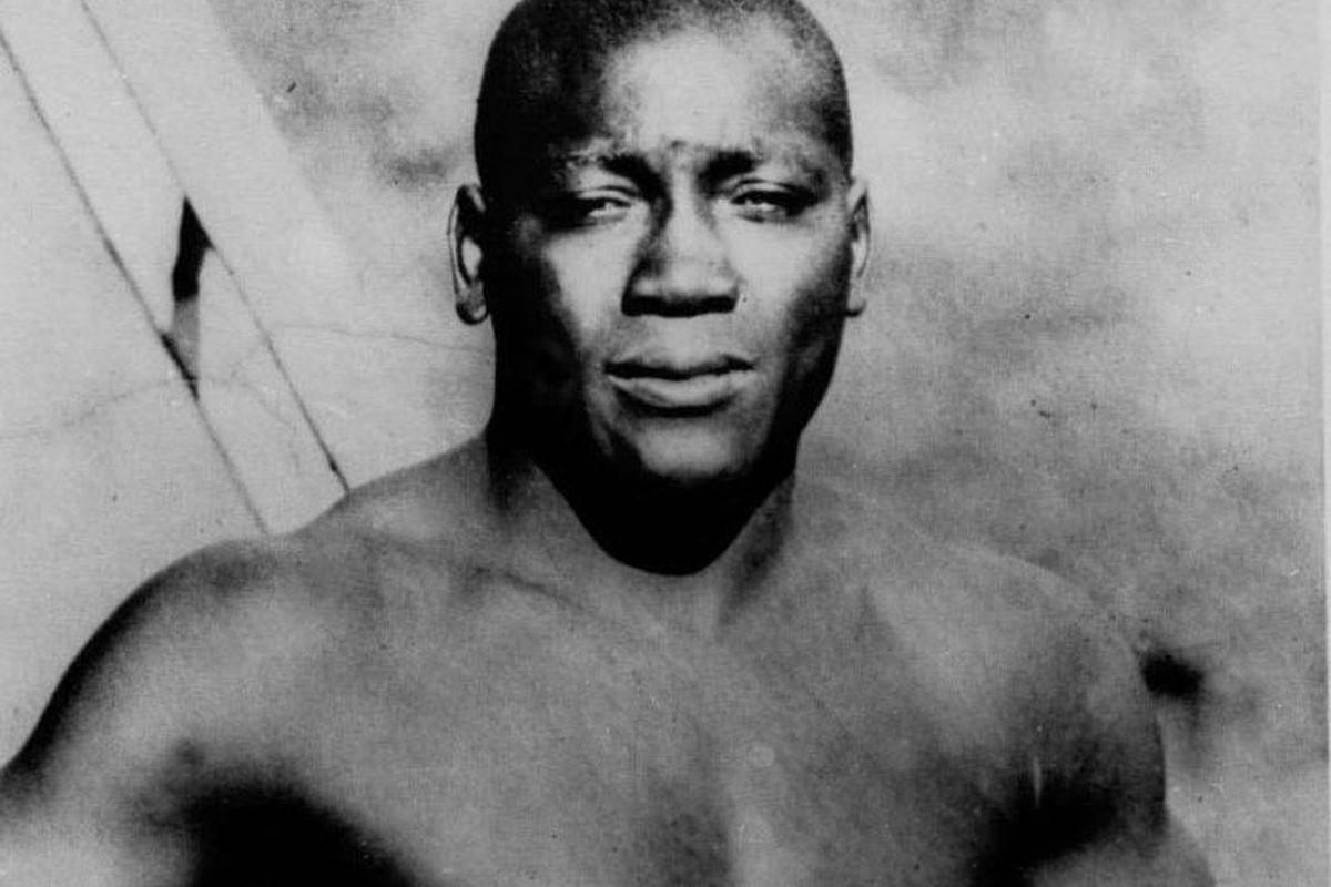 Boxer jack johnson ap file photo