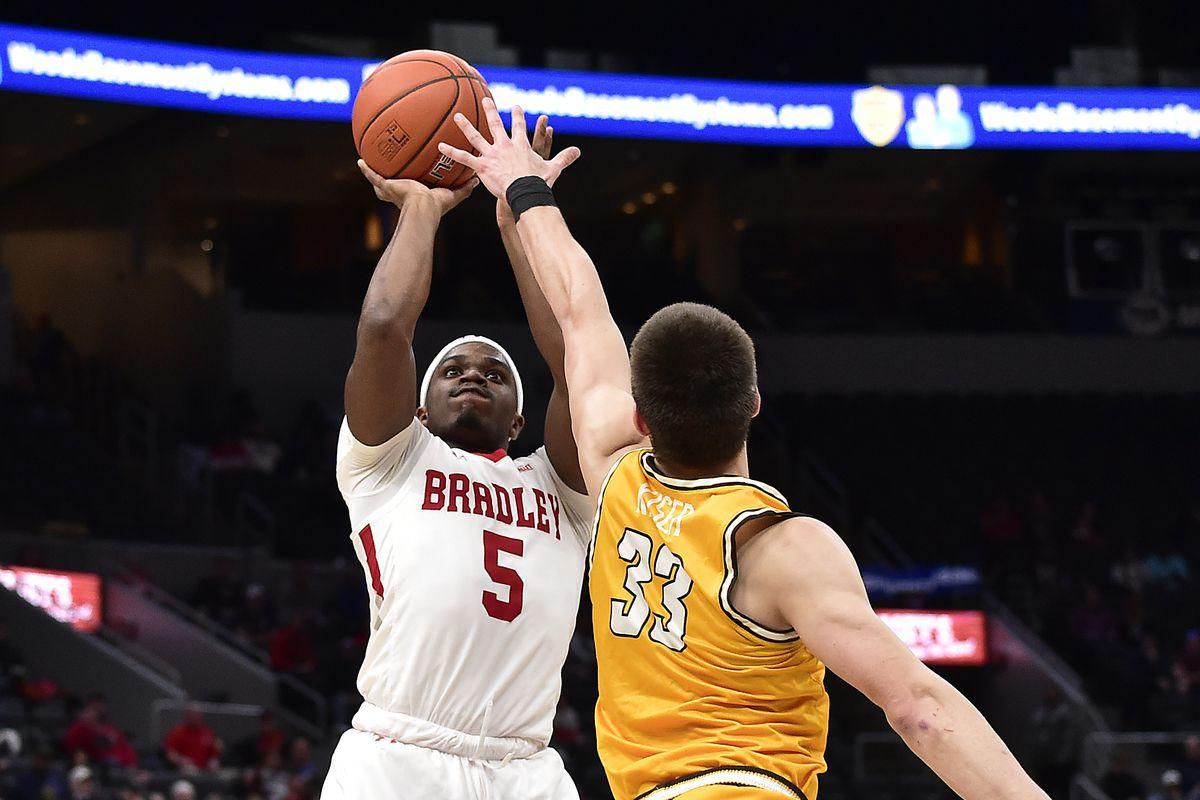 NCAA Basketball: Missouri Valley Conference Tournament-Bradley vs Valparaiso