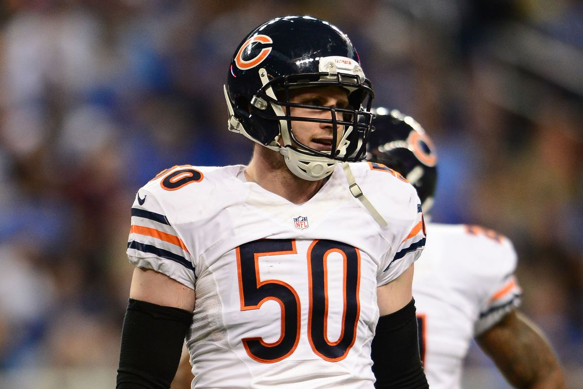54643c86b51d Shea McClellin statistics  Is the Chicago Bears linebacker as bad as some  people think