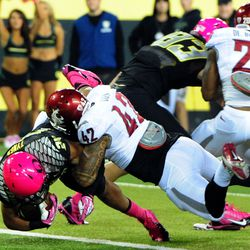 One of the times WSU actually caught Tyner