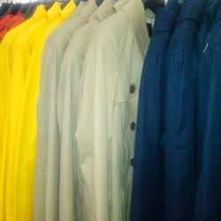 Womens trench coats, $90