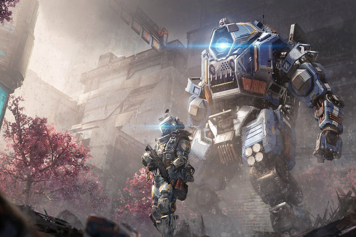 Electronic Arts have bought Titanfall developers Respawn Entertainment