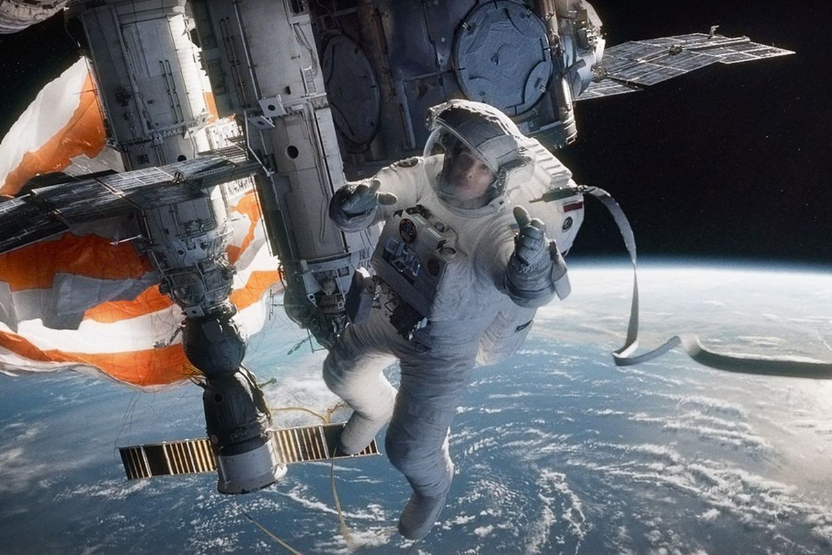 Here's how special effects masters made 'Gravity' look so real - The