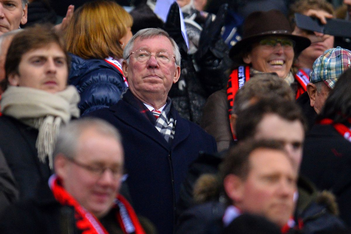 Even this United fan thinks he could have done a better job than Mr Moyes