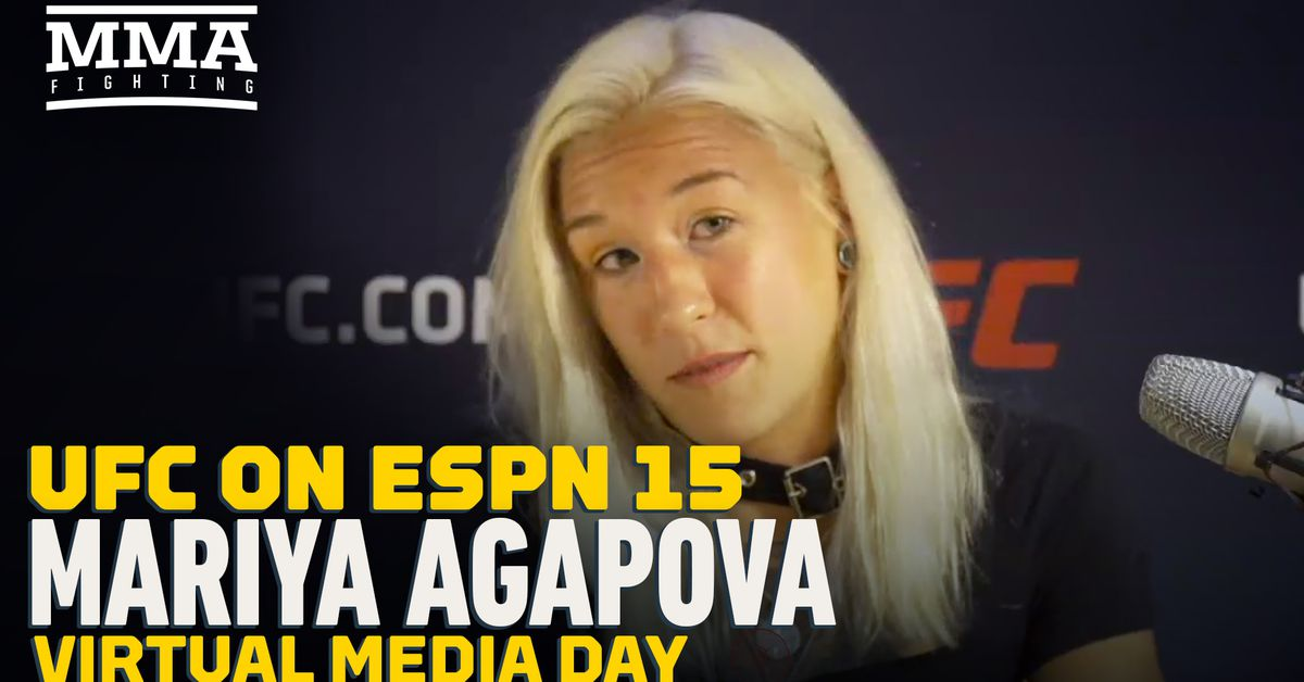 Video: Mariya Agapova still wants revenge against Tracy Cortez after Contender Series loss