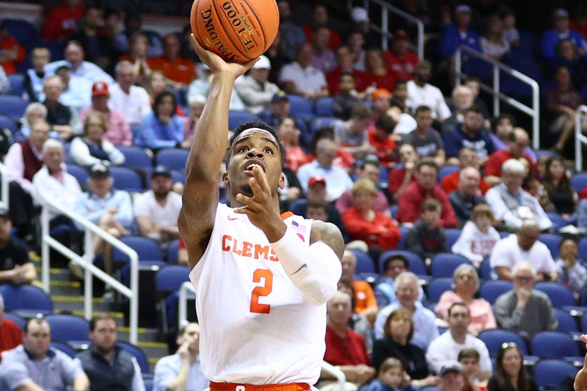 NCAA Basketball: ACC Tournament-Miami-Florida at Clemson