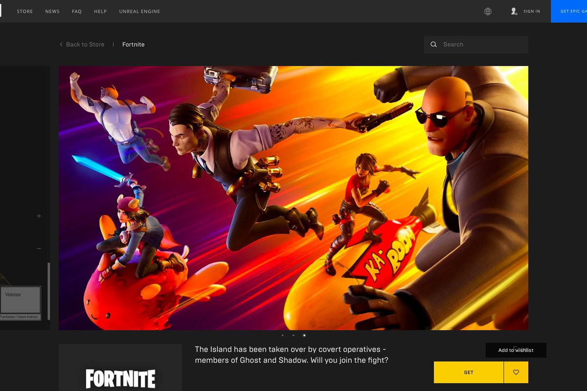 The Epic Games Store made it easier to get a refund - Polygon