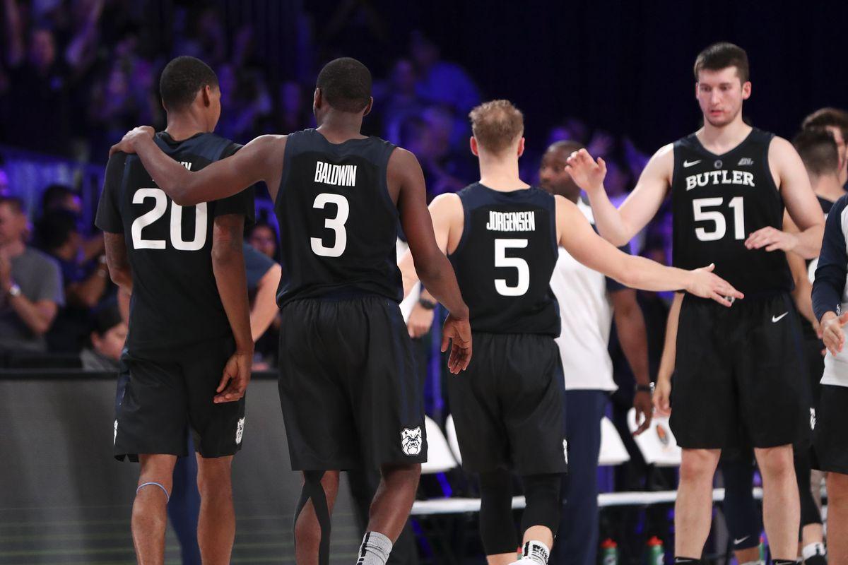 NCAA Basketball: Battle 4 Atlantis-Florida vs Butler