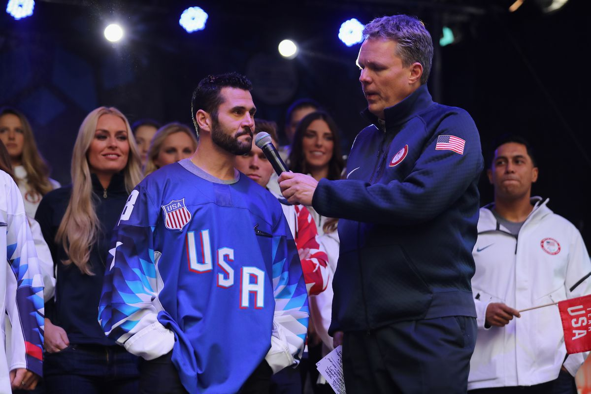 How USA Hockey constructed the 2018 Olympic men s team without NHL players 3207c041a