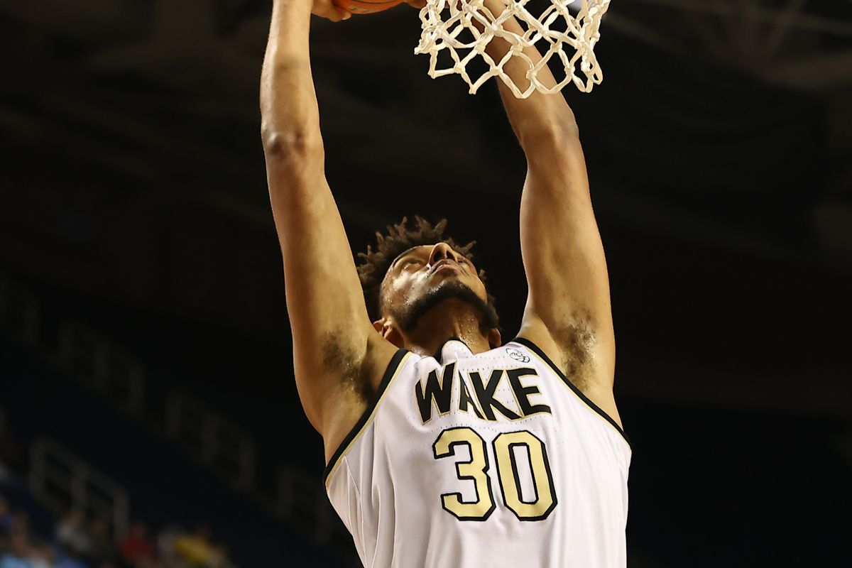 COLLEGE BASKETBALL: MAR 10 ACC Tournament - Wake Forest Demon Deacons v Pittsburgh Panthers