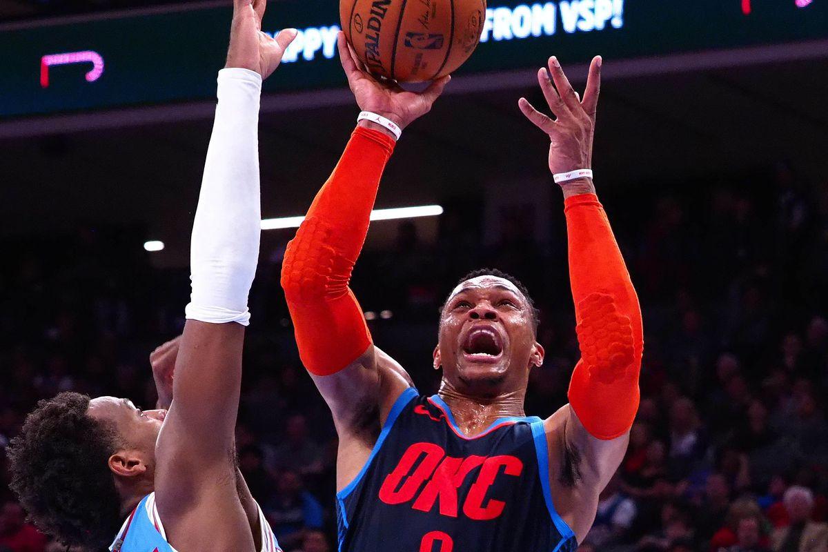 NBA: Oklahoma City Thunder at Sacramento Kings