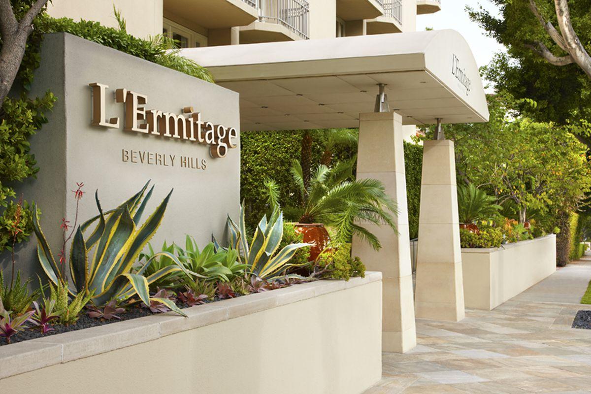L Ermitage Beverly Hills Hotel