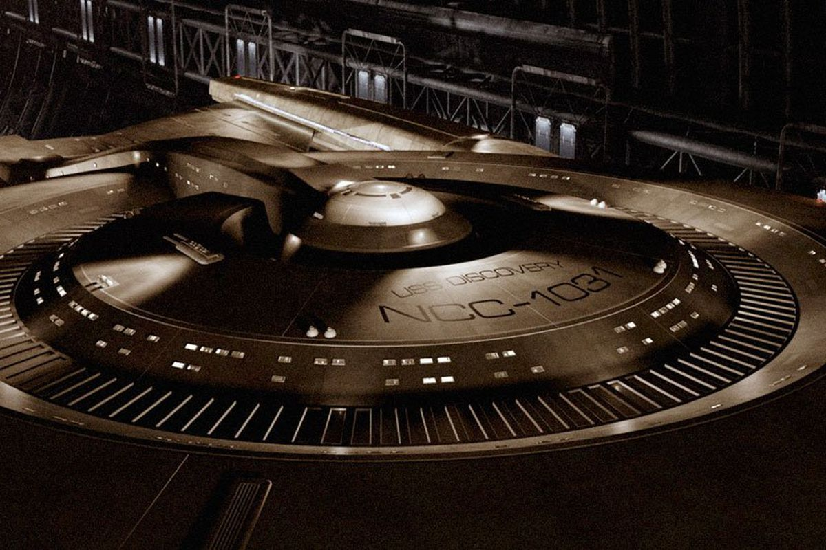 Netflix UK Sets Premiere Date For 'Star Trek: Discovery'