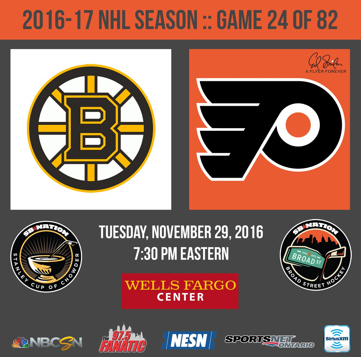 Flyers Vs. Bruins: Lineups, Game Time, Live Stream, TV