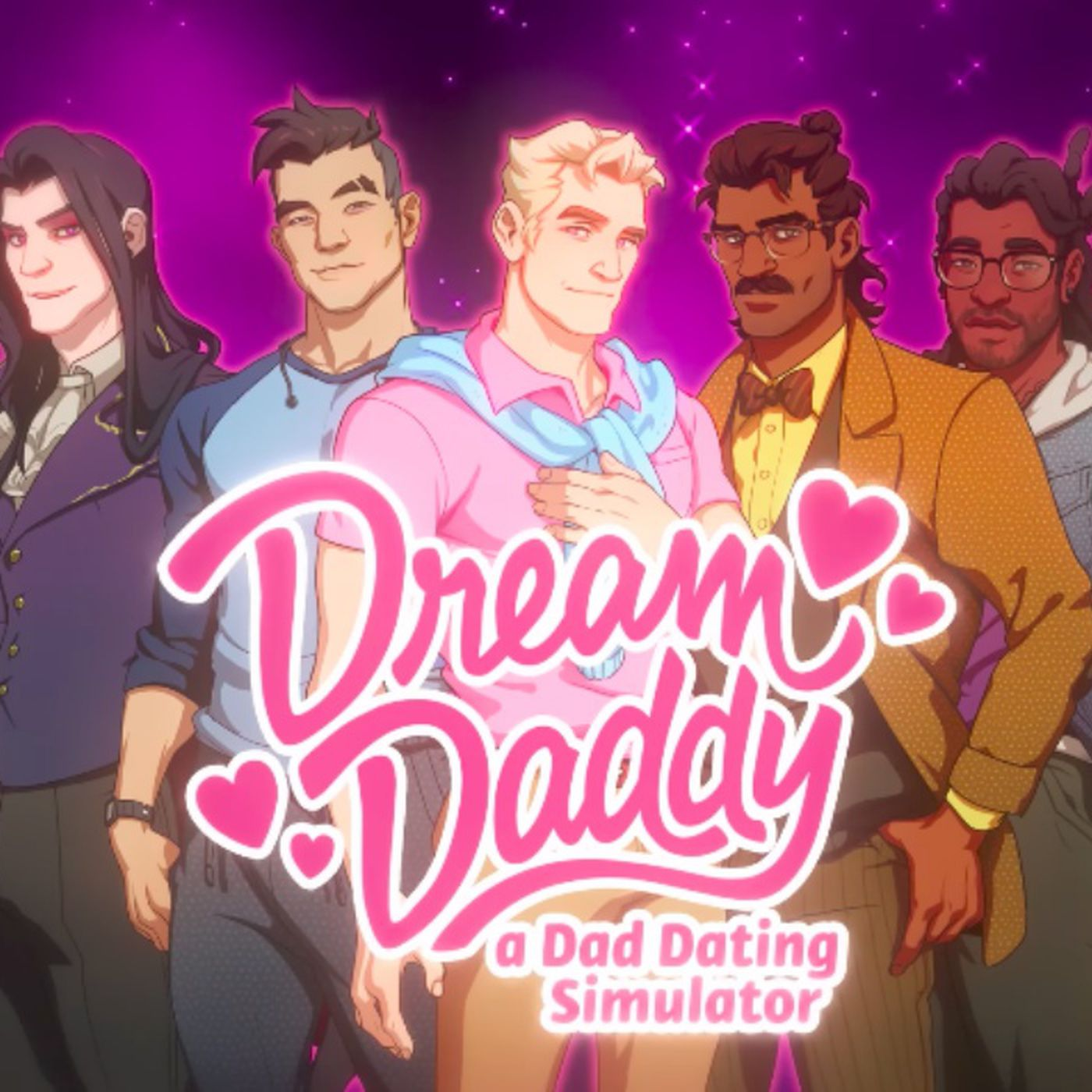What are dating simulation games