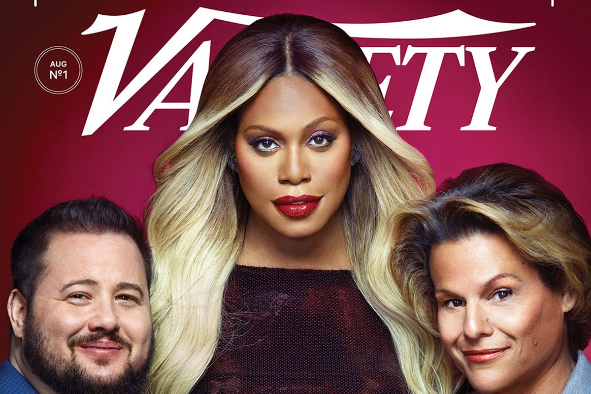 variety dedicates its latest issue to trans representation