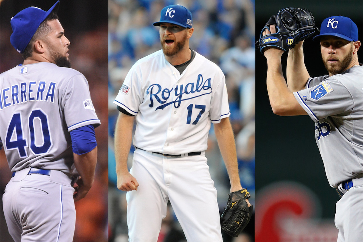 Two-thirds of the big three might be wearing different colors come 2015