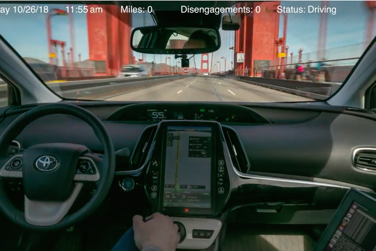 controversial ex uber engineer claims to have completed a coast to coast self driving trip