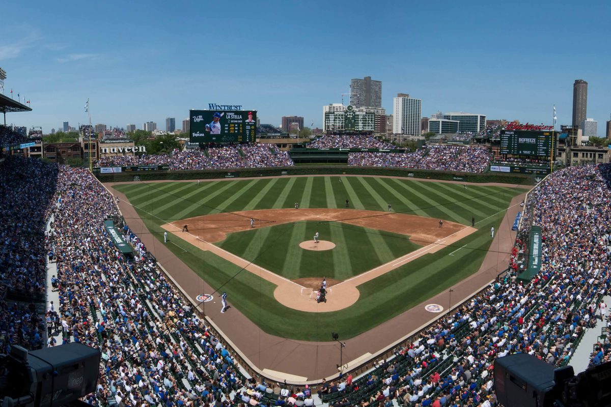 Here S A First Look At The Cubs 2019 Wrigley Field Promotional