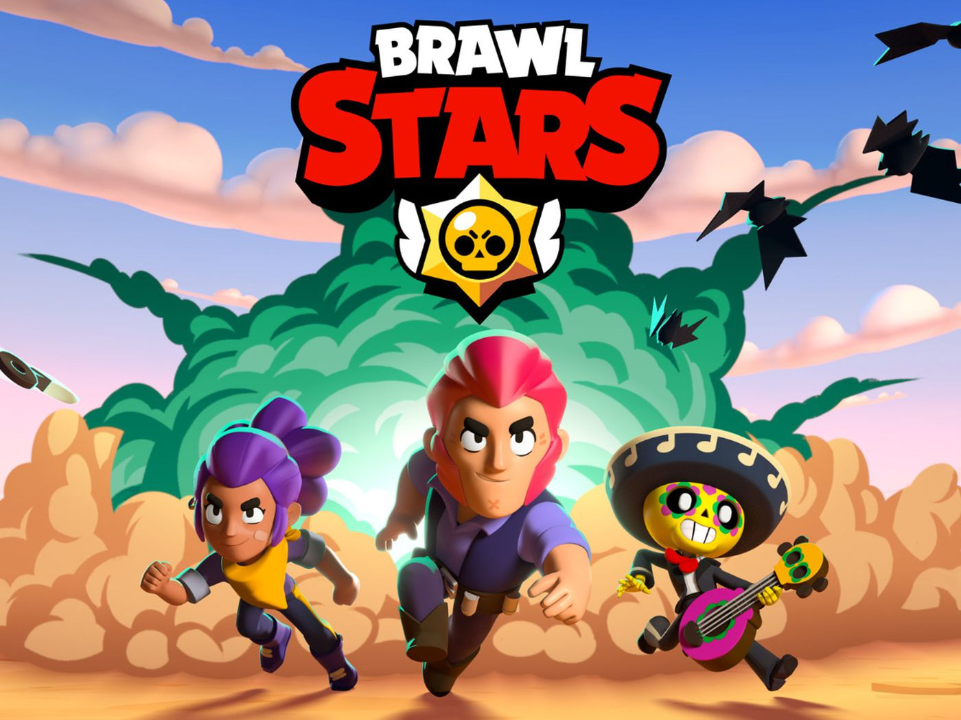 Brawl Stars Review A Great Fit For Mobile If A Little Too Simple