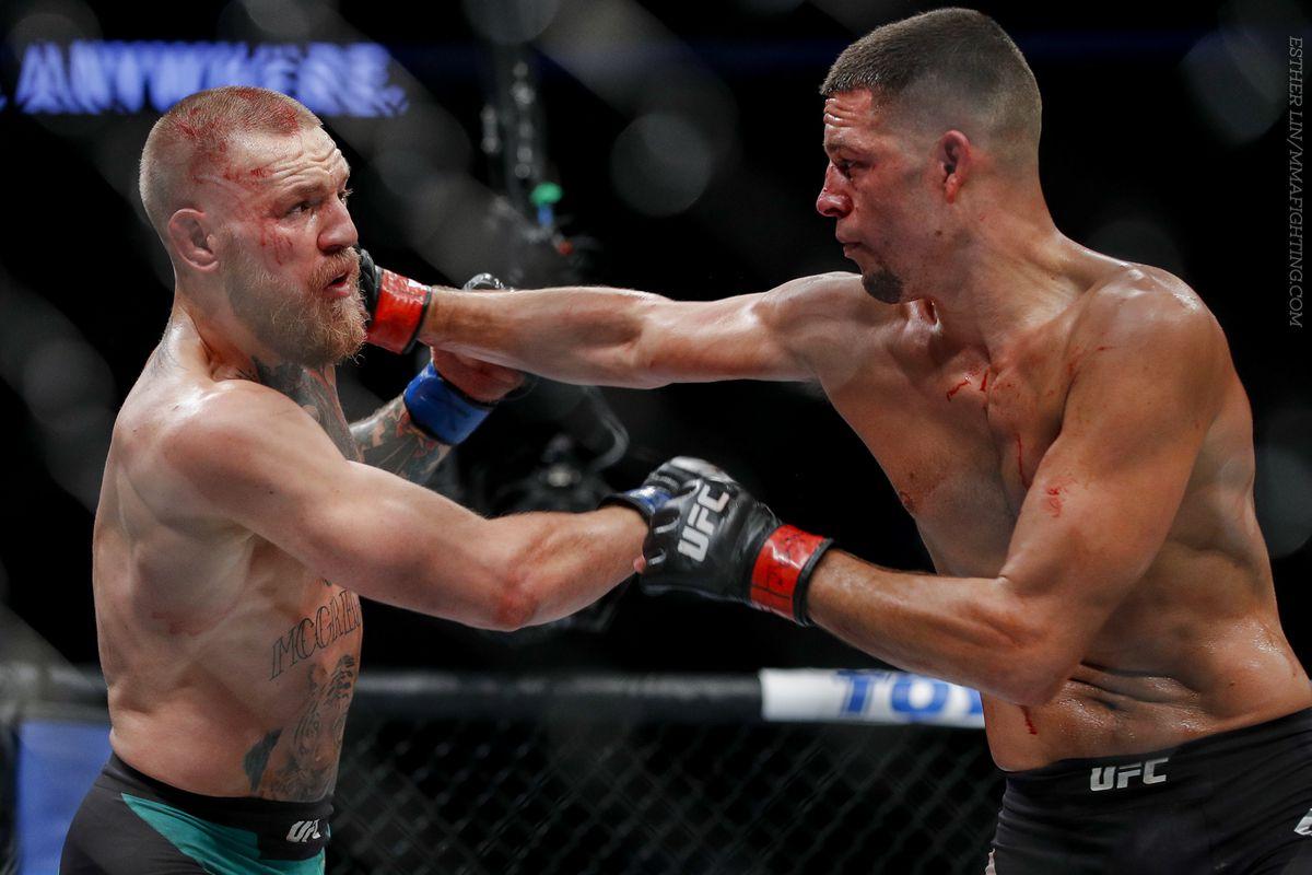 UFC 202 Photos