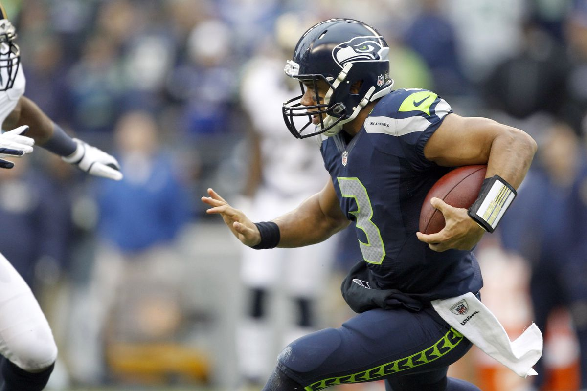 Can Russell Wilson and the Seahawks knock off RGIII and the Redskins?