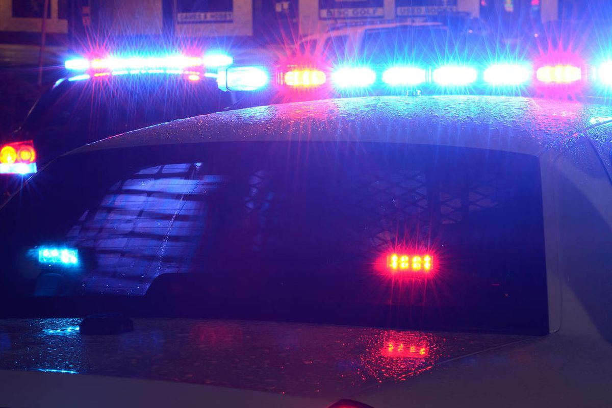 Police are investigating three forced-entry burglaries and one attempted robbery that all occurred within one hour Wednesday night.