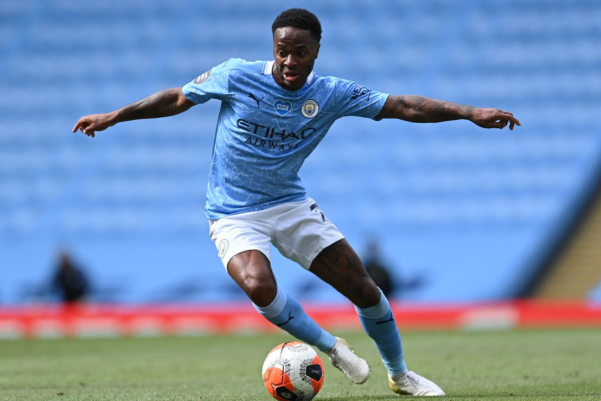 Raheem Sterling - Manchester City - Premier League