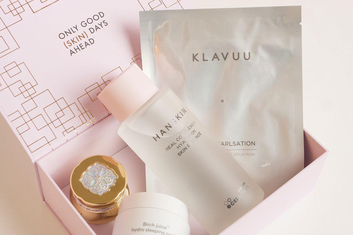 Soko Glam Illuminate Gift Set