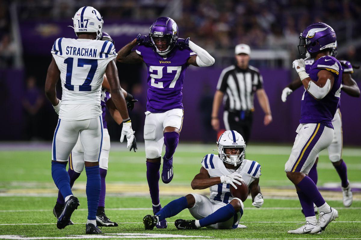 Indianapolis Colts v Minnesota Vikings