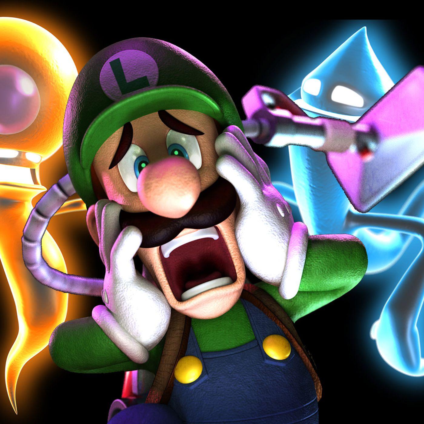 Super Mario Odyssey leaves poor Luigi behind - Polygon
