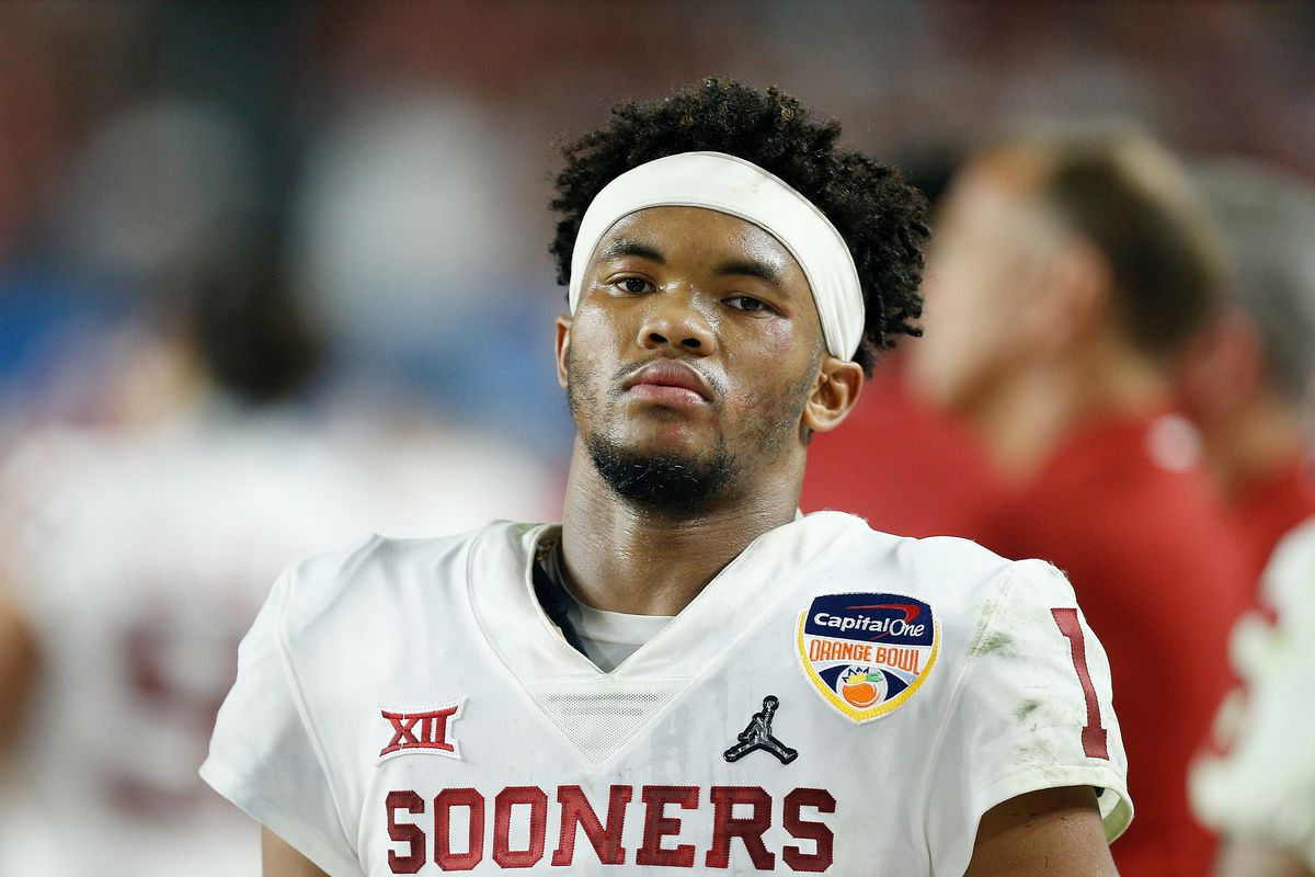 get cheap a8b9f 3cd1f Kyler Murray is taller than all of these successful ...