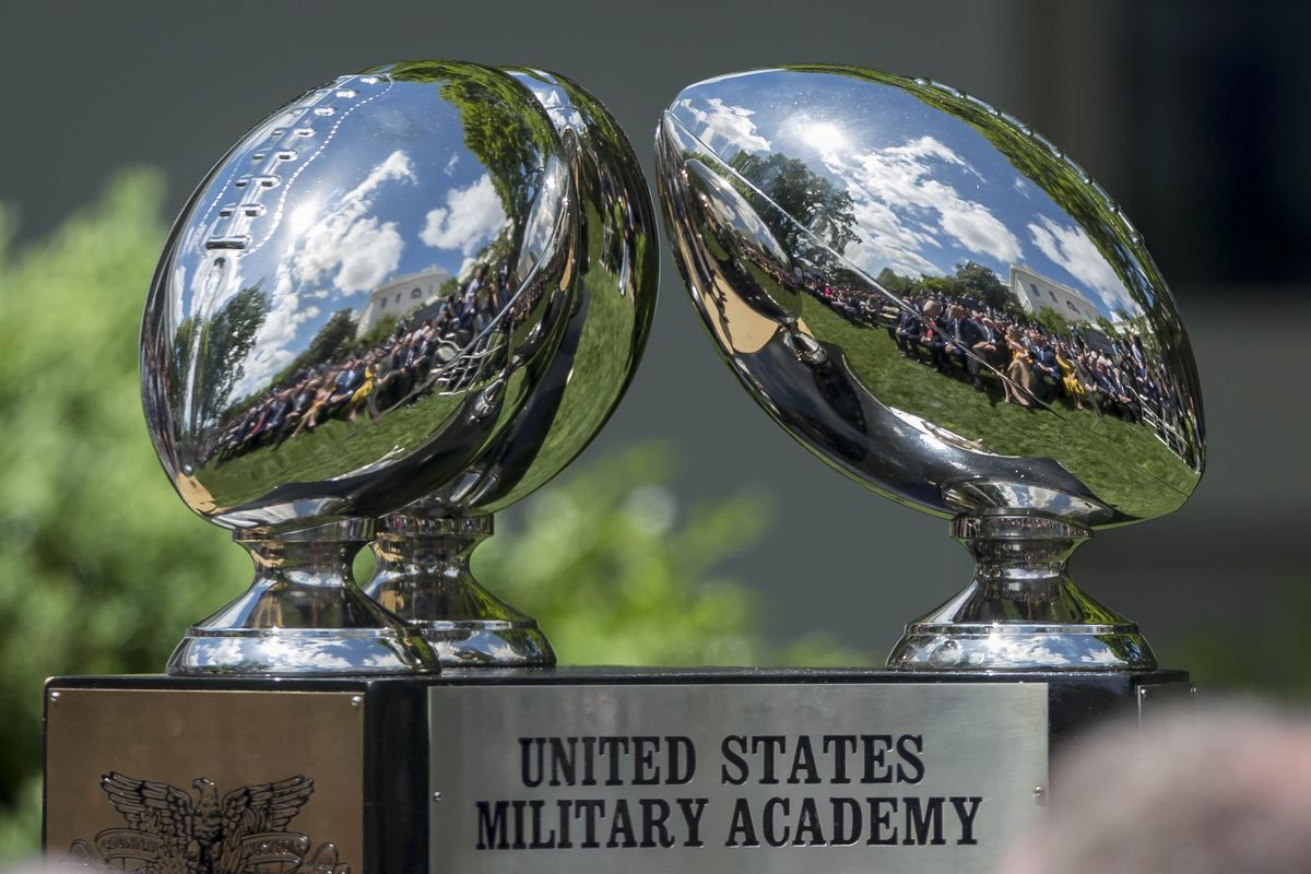NCAA Football: U.S. Military Academy-White House Visit