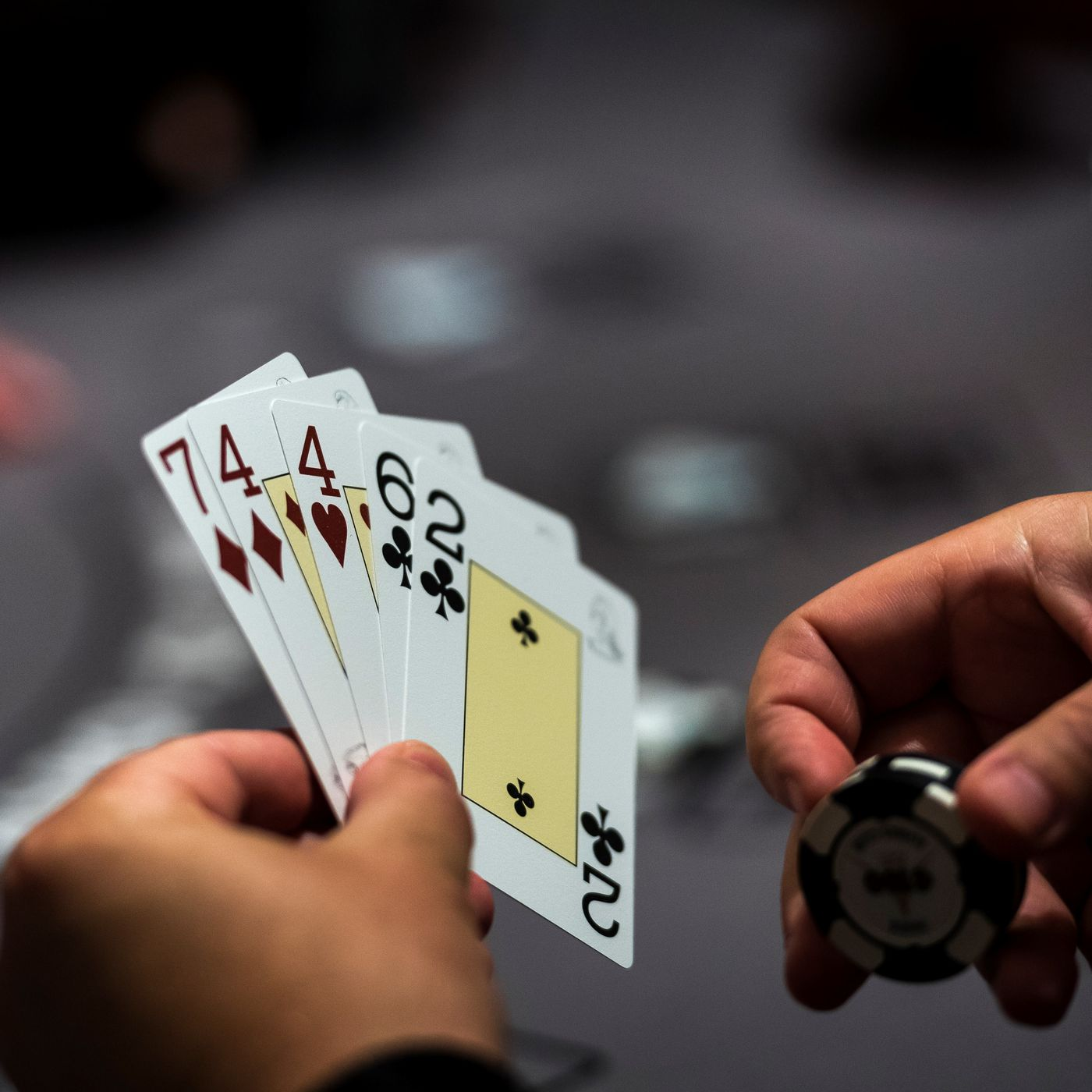 AI poker program built by Facebook and CMU beats world's top players - The  Verge