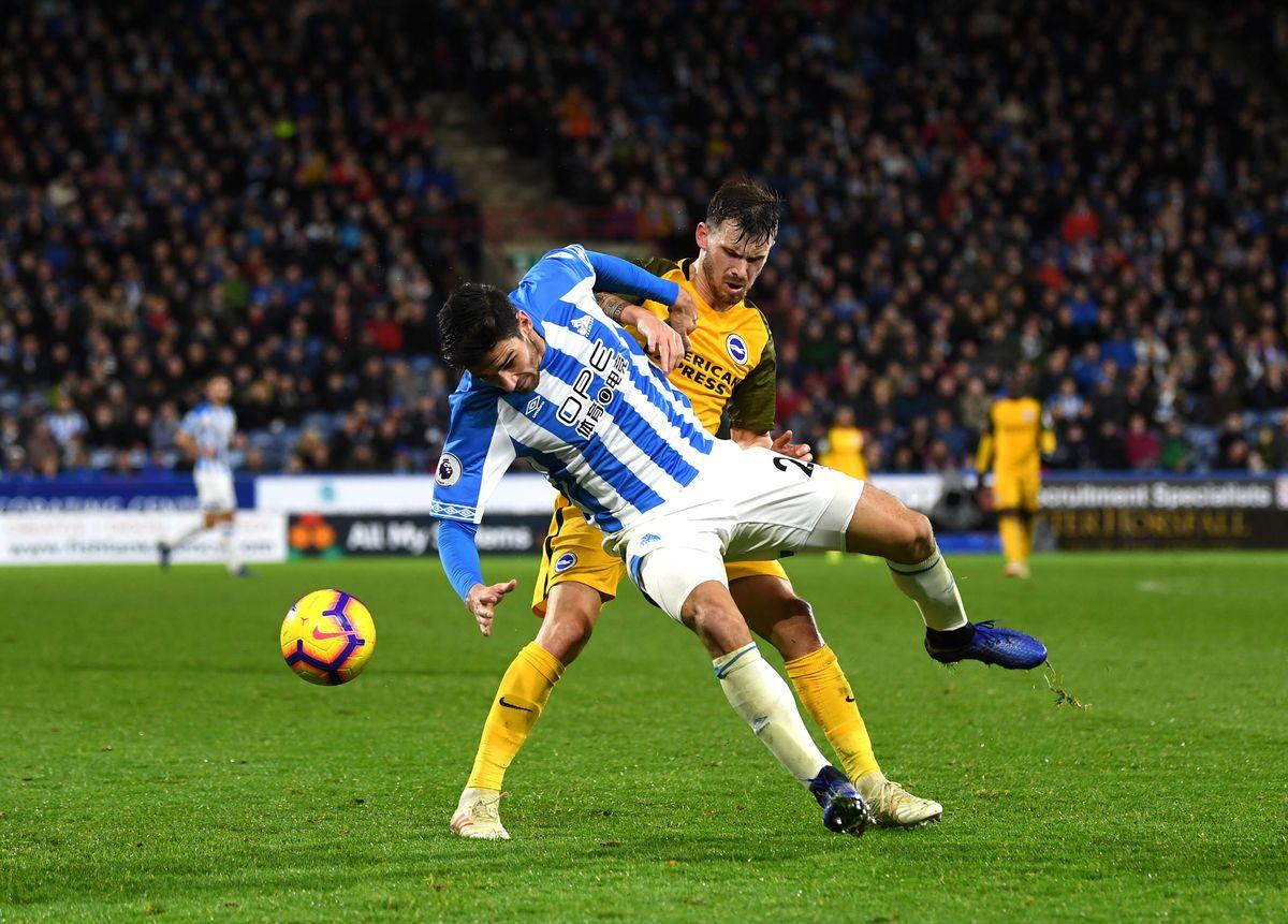 Pascal Gross - Huddersfield Town - Premier League