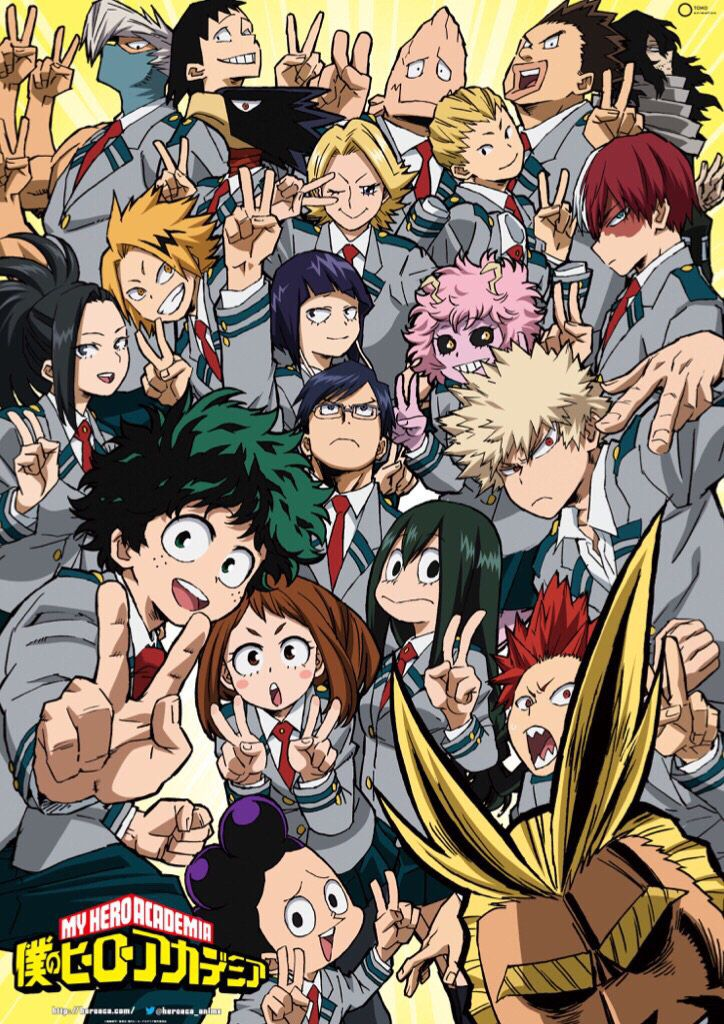 my hero academia what you need to know about the biggest superhero  but when a group of villains show up looking for revenge midoriya and the  other students feel compelled to grow faster into heroes or become a burden