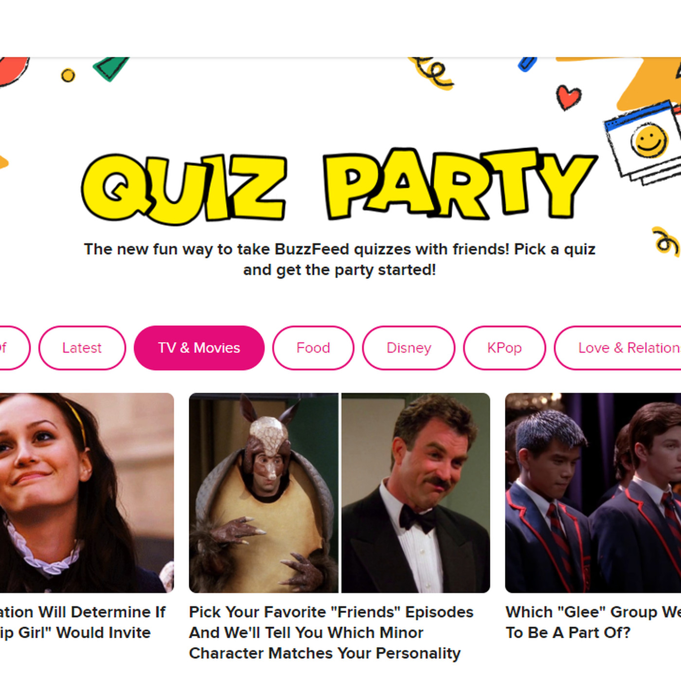 Fortnite Buzzfeed Quiz Buzzfeed S Quizzes Get New Multiplayer Mode To Help You Socialize From Home The Verge