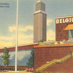 "Belgium pavliion via <a href=""http://www.bellsforpeace.org/belgianPavilion.htm"">Bells for Peace</a>."