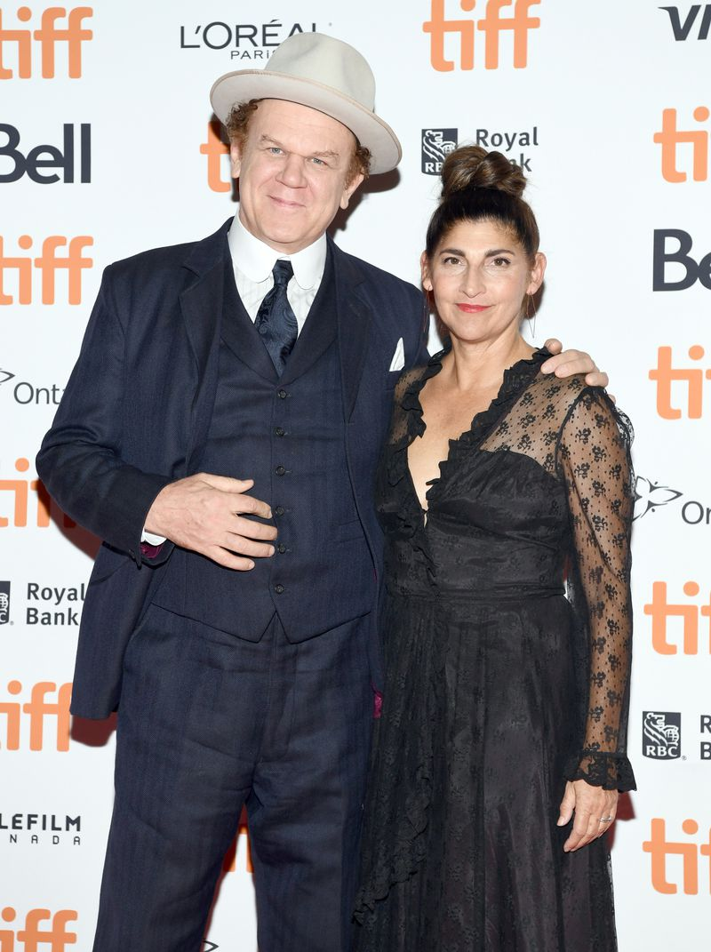 1029556426.jpg John C. Reilly explains how to properly fit a men's hat