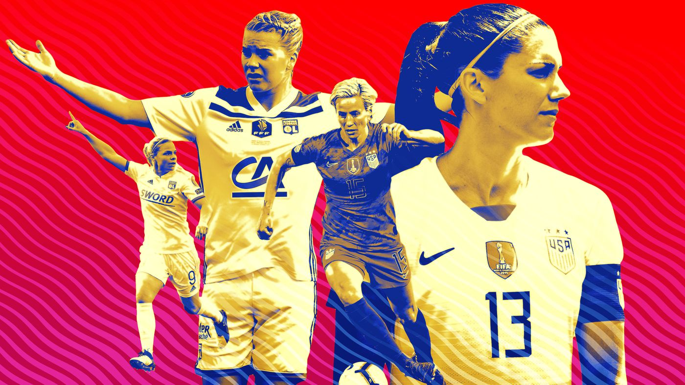 United States, France Are Favorites at 2019 FIFA Women's World Cup