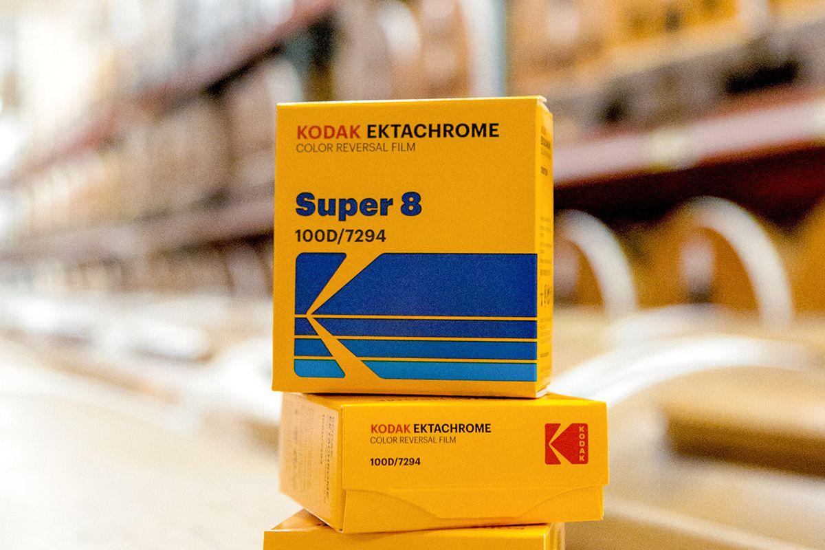 kodak s long awaited ektachrome film revival is finally here the verge