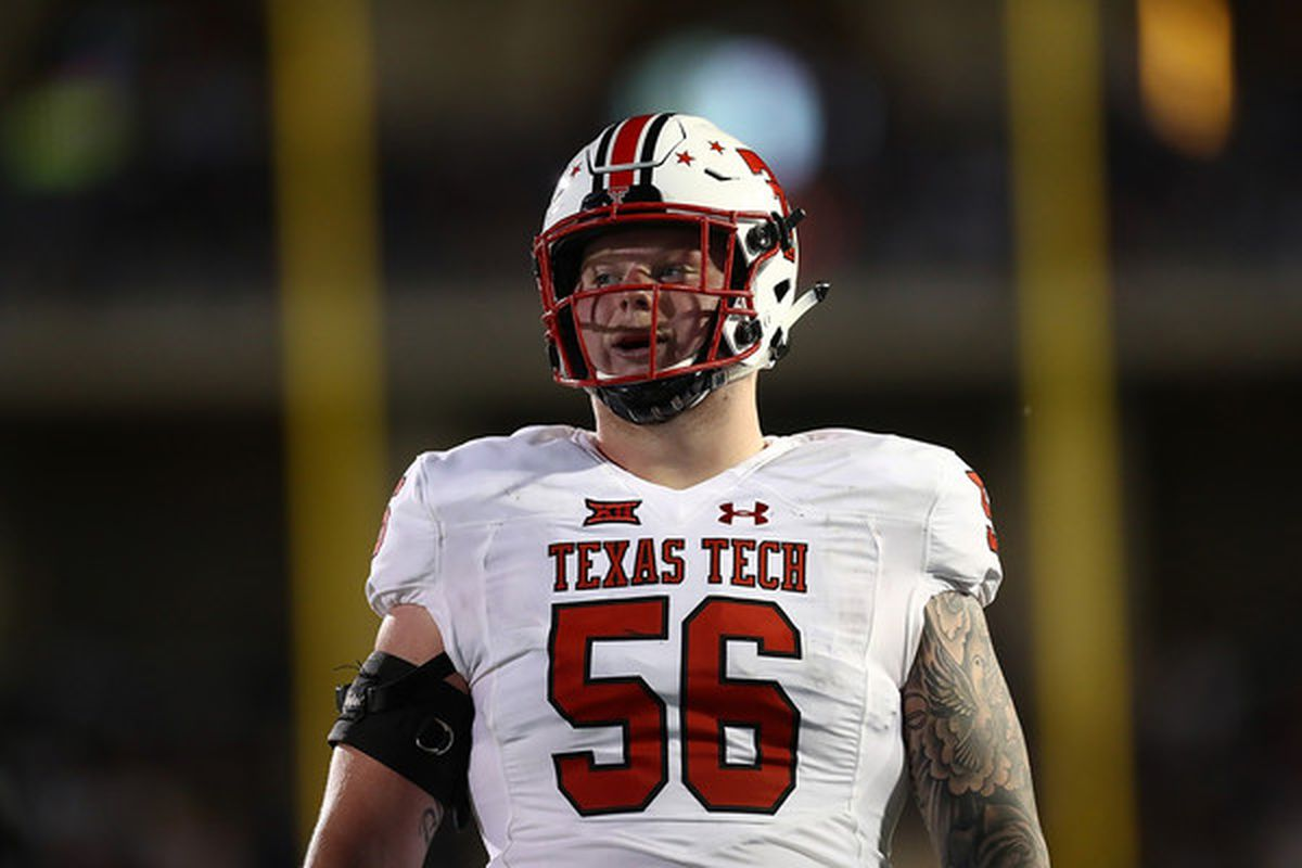 Only Jack Anderson days until Texas Tech Red Raider football
