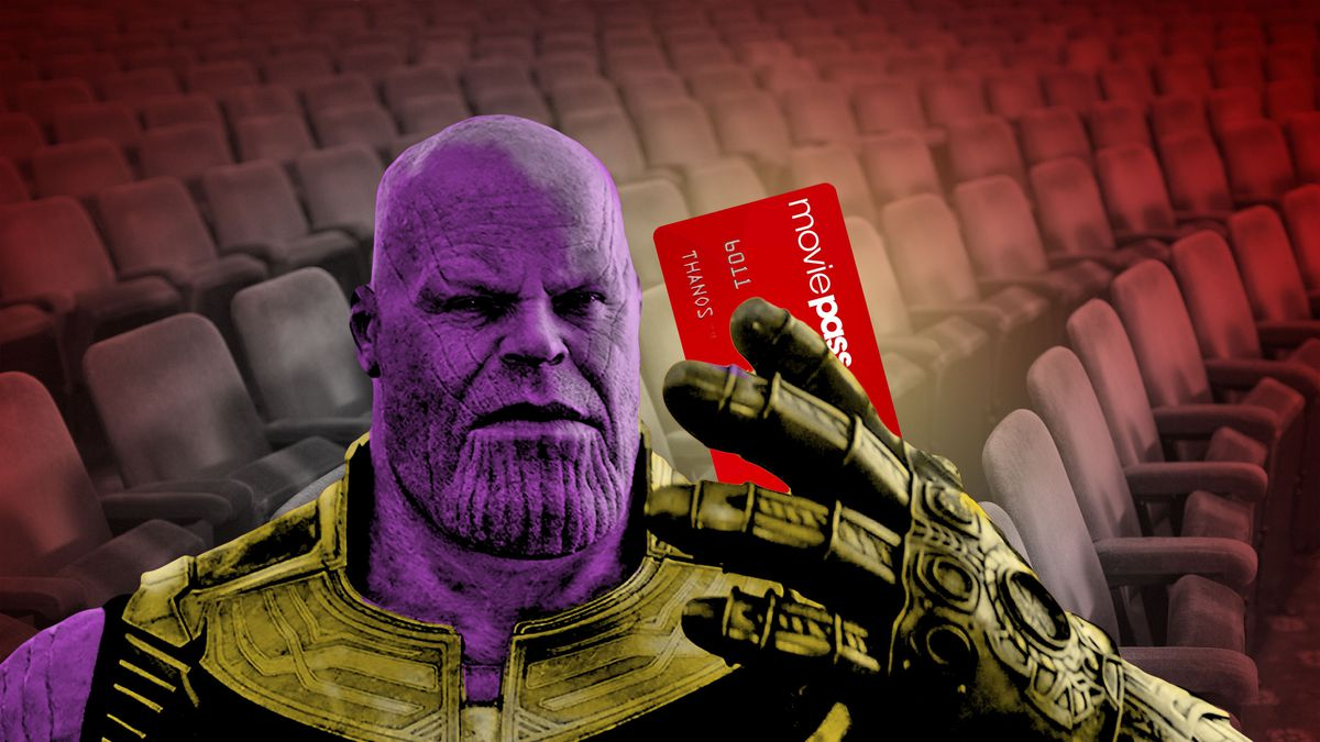 Man vs  MoviePass: How I Saw 'Avengers: Infinity War' for 87 Cents