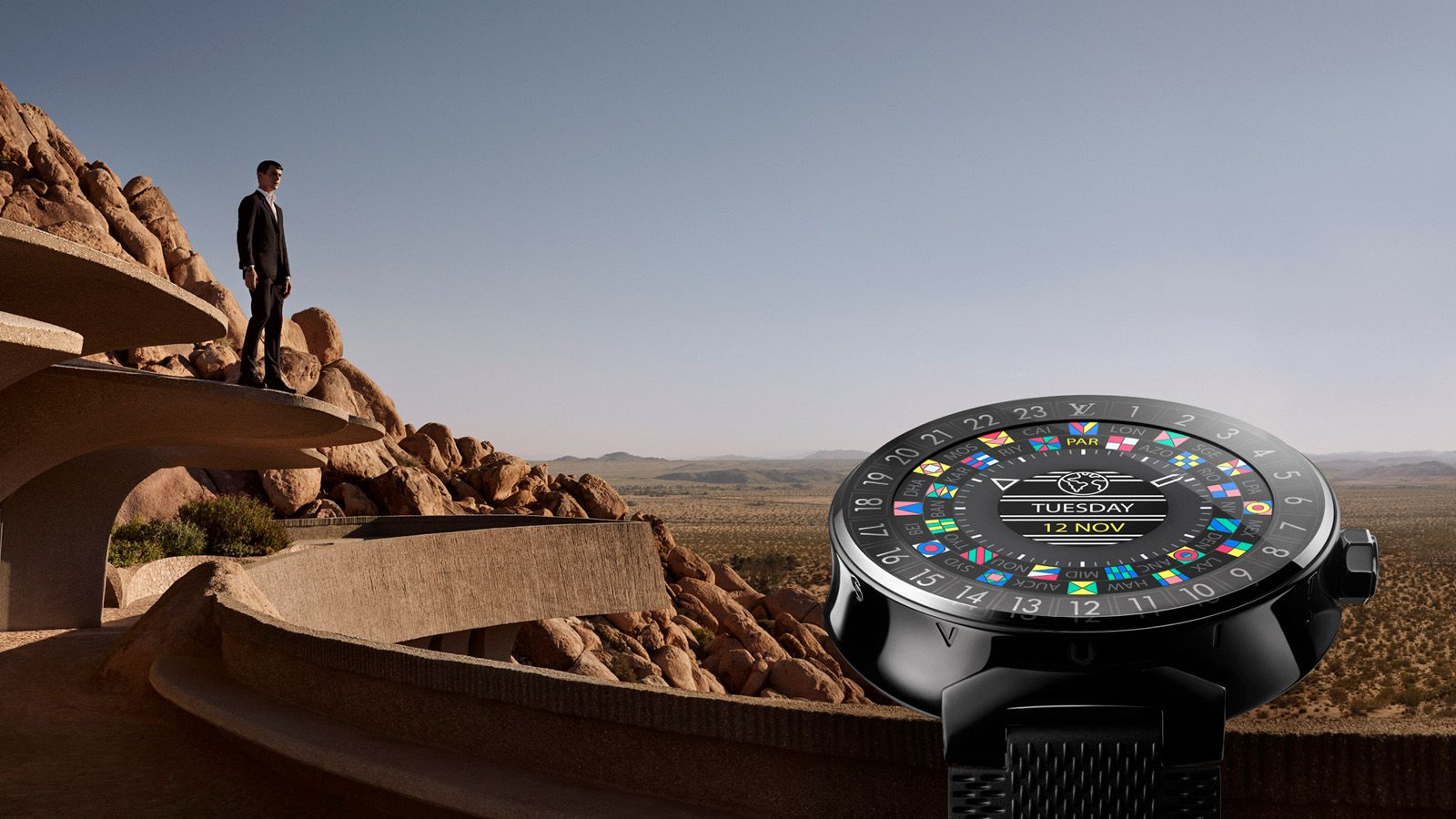 Louis Vuitton is the Latest Luxury Fashion Brand to Jump on the Android Wear Train