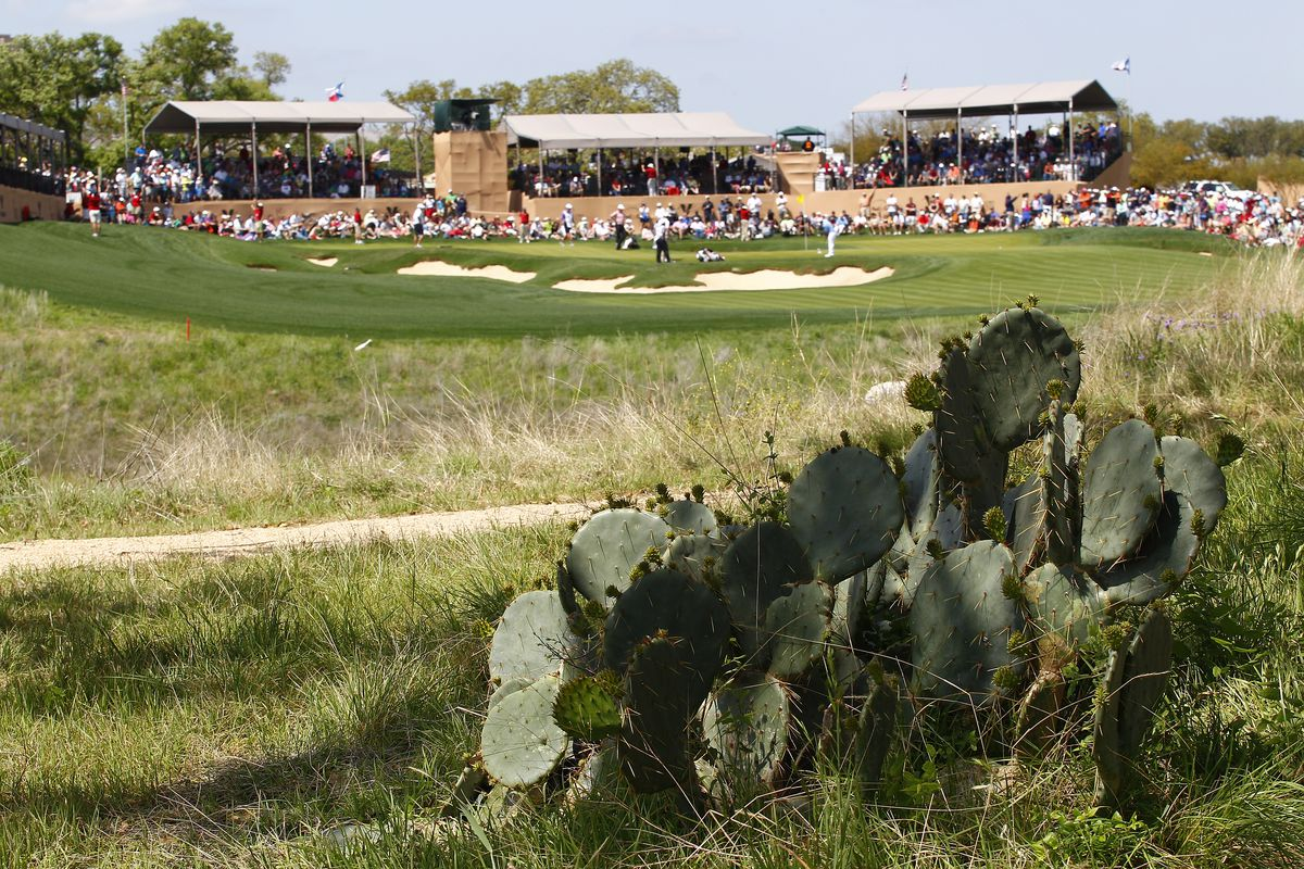 Valero Texas Open - Round Three