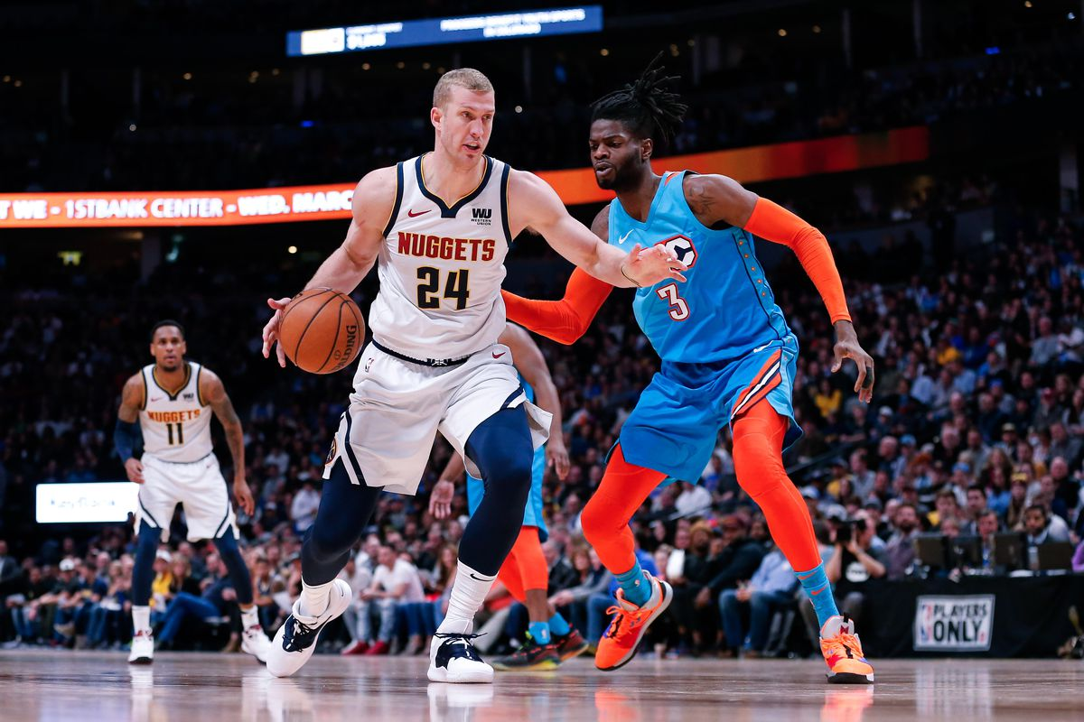 NBA: Nerlens Noel vs Mason Plumlee