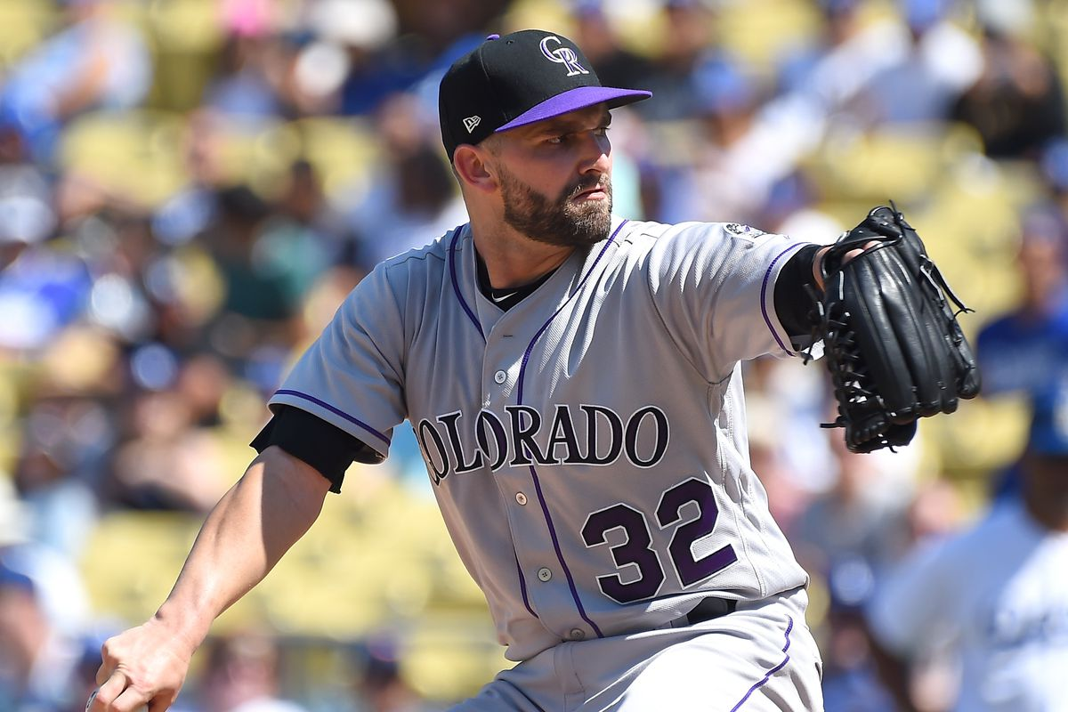 Tyler Chatwood, Chicago Cubs agree to 3-year, $38 million deal