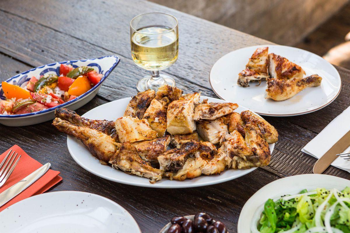 Casa do Frango piri piri chicken restaurant is one of London's best new restaurants